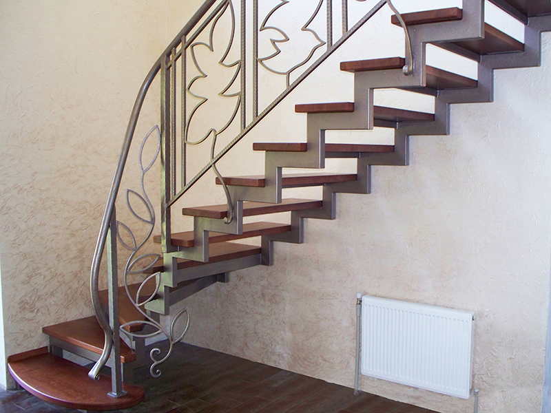 Лестница из двух ступеней своими руками