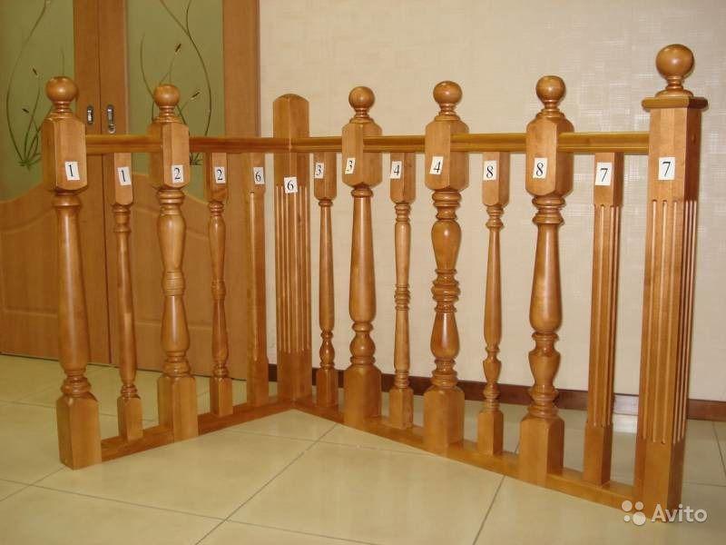 Деревянные балясины для лестниц своими руками 53